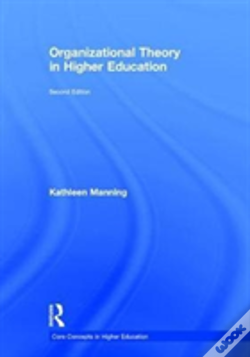 Wook.pt - Organizational Theory In Higher Education