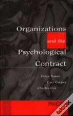 Organizations And The Psychological Contract