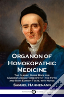 Organon Of Homoeopathic Medicine