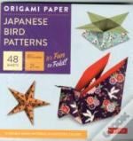 Origami Paper Japanese Bird Patterns 8 1