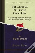 Original Appledore Cook Book