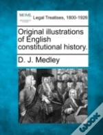 Original Illustrations Of English Constitutional History.
