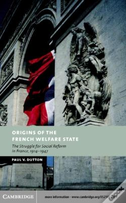 Wook.pt - Origins Of The French Welfare State
