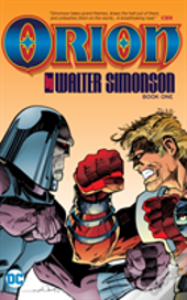 Orion By Walt Simonson Book One