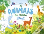 Os animais do mundo em pop-up