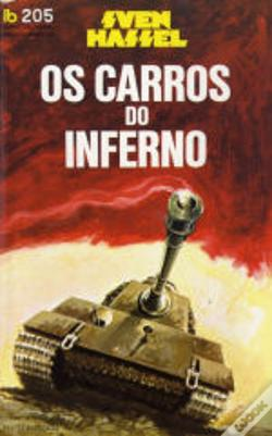 Wook.pt - Os Carros do Inferno