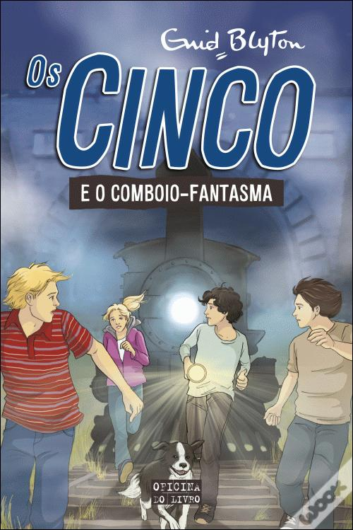 Baixar Do Epub Os Cinco e o Comboio Fantasma