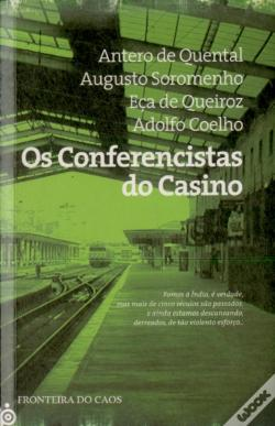 Wook.pt - Os Conferencistas do Casino