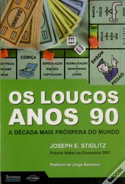 Wook.pt - Os Loucos Anos 90