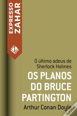 Wook.pt - Os Planos Do Bruce-Partington