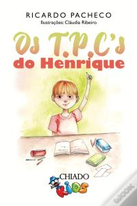 """Os TPC'S do Henrique"" - PDF DJVU 978-9895236442"