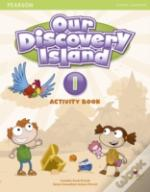 Our Discovery Island Level 1 Activity Book And Cd-Rom (Pupil) Pack