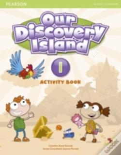 Wook.pt - Our Discovery Island Level 1 Activity Book And Cd-Rom (Pupil) Pack