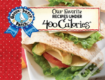 Our Favorite Recipes Under 400 Calories With Photo Cover