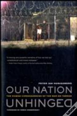 Wook.pt - Our Nation Unhinged
