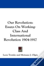Our Revolution: Essays On Working-Class