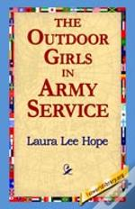 Outdoor Girls In Army Service