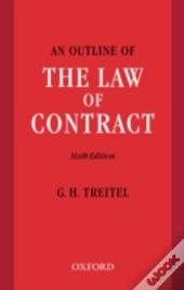 Outline Of The Law Of Contract