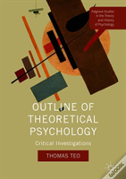 Wook.pt - Outline Of Theoretical Psychology