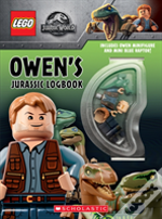 Owen'S Jurassic Logbook (Wth Owen Minifigure And Mini Blue Raptor)