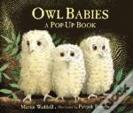 Owl Babies - Pop-Up