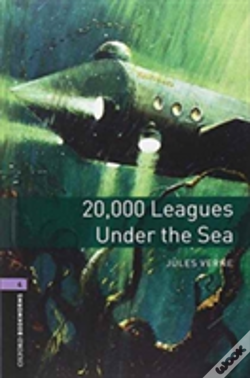 Wook.pt - Oxford Bookworms: 4: 2000 Leagues Under The Sea Pack