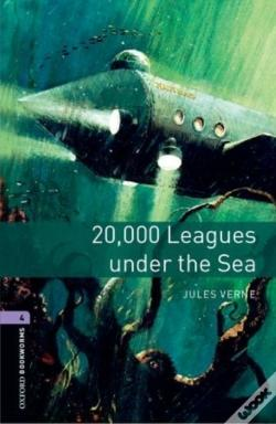 Wook.pt - Oxford Bookworms: Level 4: 2000 Leagues Under The Sea