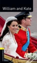 Oxford Bookworms Library: Stage 1: William & Kate Pack