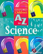 Oxford Children'S A To Z To Science