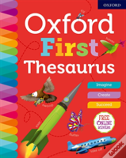 Wook.pt - Oxford First Thesaurus