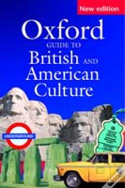 Wook.pt - Oxford Guide To British And American Culture