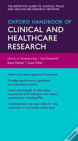 Wook.pt - Oxford Handbook of Clinical and Healthcare Research