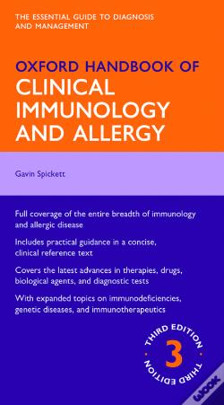 Wook.pt - Oxford Handbook of Clinical Immunology and Allergy