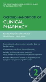 Oxford Handbook Of Clinical Pharmacy