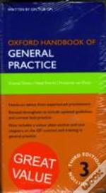 Oxford Handbook Of General Practice And Emergencies In Primary Care Pack