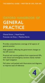 Oxford Handbook Of General Practice