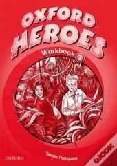 Oxford Heroes 2: Workbook