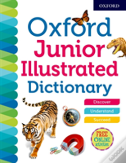Wook.pt - Oxford Junior Illustrated Dictionary