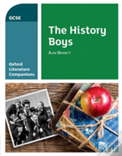Wook.pt - Oxford Literature Companions: The History Boys