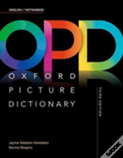 Wook.pt - Oxford Picture Dictionary English/Vietnamese Dictionary