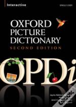 Oxford Picture Dictionary Interactive Cd-Rom: Single User Licence