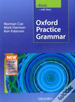 Oxford Practice Grammarwith Key Practice-Coost Cd-Rom Pack