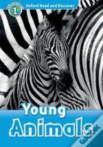 Oxford Read And Discover: Level 1: Young Animals