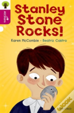 Oxford Reading Tree All Stars: Oxford Level 10: Stanley Stone Rocks!