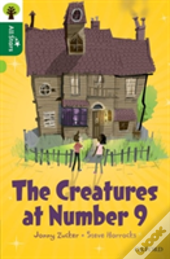 Oxford Reading Tree All Stars: Oxford Level 12 : The Creatures At Number 9