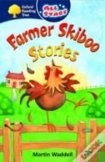 Oxford Reading Tree: All Stars: Pack 1: Farmer Skiboo Stories