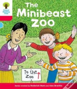 Wook.pt - Oxford Reading Tree: Decode & Develop More A Level 4: Mini Zoo