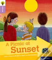 Oxford Reading Tree Explore With Biff, Chip And Kipper: Oxford Level 1+: A Picnic At Sunset