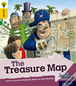Wook.pt - Oxford Reading Tree Explore With Biff, Chip And Kipper: Oxford Level 5: The Treasure Map