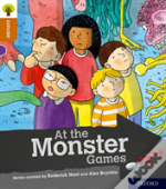 Oxford Reading Tree Explore With Biff, Chip And Kipper: Oxford Level 8: At The Monster Games